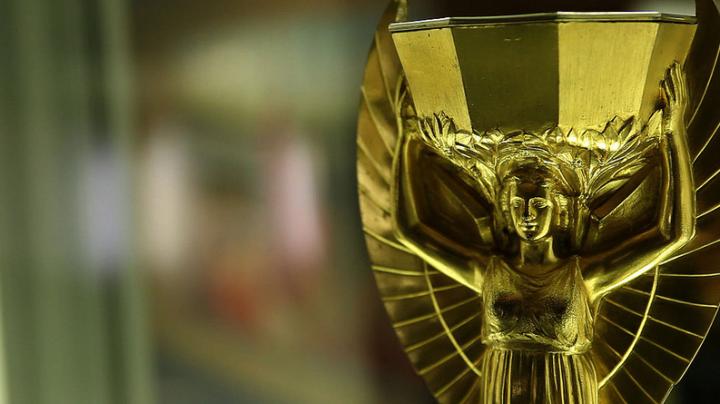 Rimet, a Incrível História da Copa do Mundo